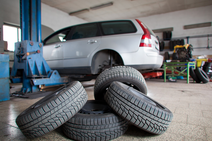 Time To Change Your Winter Tires